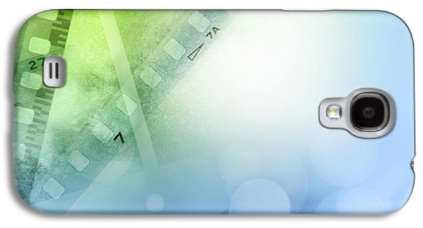 Filmstrip Galaxy S4 Cases - Filmstrips Galaxy S4 Case by Les Cunliffe