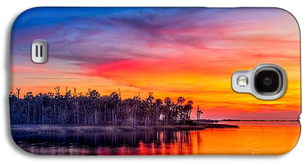Refuge Galaxy S4 Cases - Final Glow Galaxy S4 Case by Marvin Spates