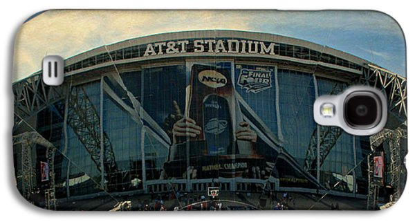Sec Galaxy S4 Cases - Finals Madness 2014 at ATT Stadium Galaxy S4 Case by Stephen Stookey