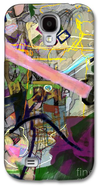 Inner Self Galaxy S4 Cases - Finding Meaning Despite Appearances 2h Galaxy S4 Case by David Baruch Wolk