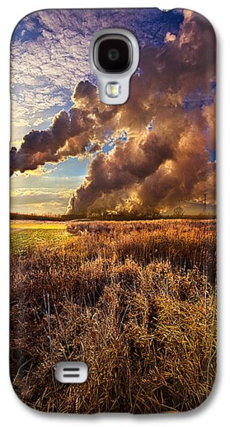 Power Plants Galaxy S4 Cases - Finding the Beauty Within Galaxy S4 Case by Phil Koch