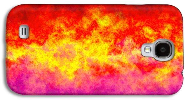 Firestarter Galaxy S4 Case by Wendy J St Christopher