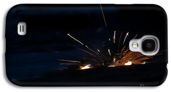 4th July Galaxy S4 Cases - Fireworks 3 Galaxy S4 Case by Cassie Marie Photography