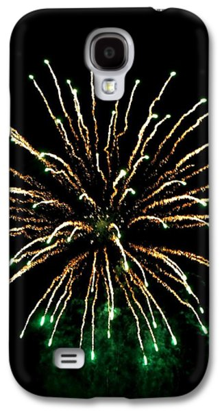 4th July Galaxy S4 Cases - Fireworks 5 Galaxy S4 Case by Mark Malitz