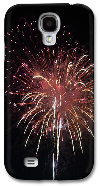 4th July Galaxy S4 Cases - Fireworks Series XIV Galaxy S4 Case by Suzanne Gaff