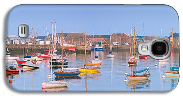 Outlet Galaxy S4 Cases - Fishing Boats in the Howth Marina Galaxy S4 Case by Semmick Photo