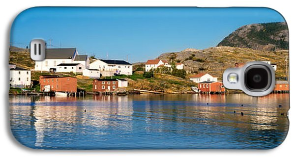 Fishing Village Galaxy S4 Cases - Fishing Village On An Island, Salvage Galaxy S4 Case by Panoramic Images