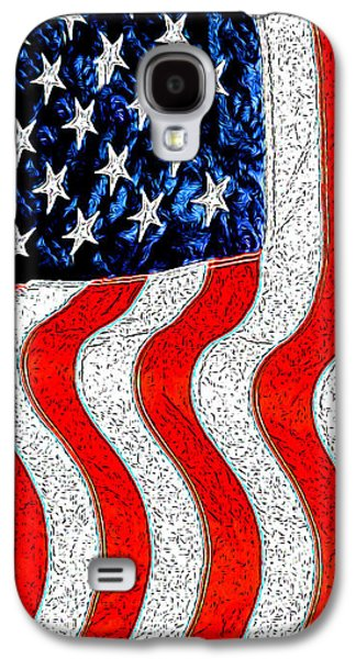Recently Sold -  - American Independance Galaxy S4 Cases - Flag Galaxy S4 Case by George Robinson