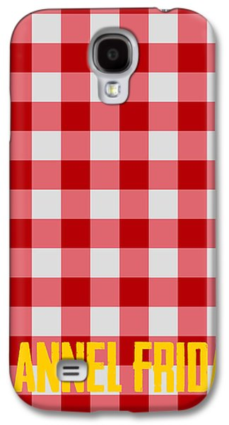 Flannel Friday Galaxy S4 Case by Celestial Images