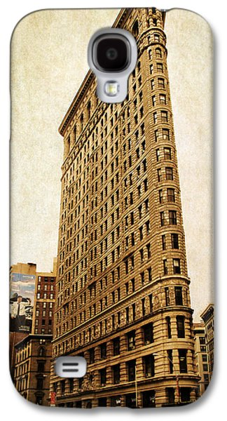 Flat Iron Galaxy S4 Cases - Flatiron DIstrict Galaxy S4 Case by Jessica Jenney
