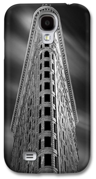 Symbolic Photographs Galaxy S4 Cases - Flatiron Nights Galaxy S4 Case by Az Jackson