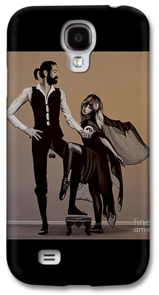Fleetwood Mac Rumours Galaxy S4 Case by Paul Meijering