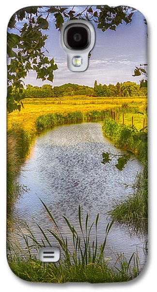 Recently Sold -  - Light Galaxy S4 Cases - Flemish Creek Galaxy S4 Case by Wim Lanclus