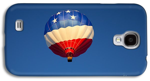 Flight Of The Patriot Galaxy S4 Case by Mike  Dawson