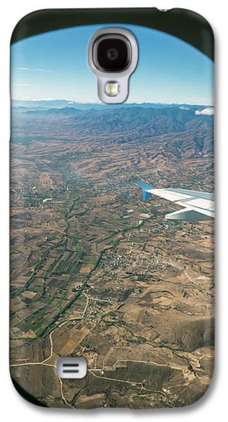 Flight Over Oaxaca Galaxy S4 Case by Jim West