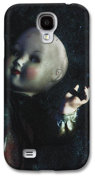 Floating Girl Galaxy S4 Cases - Floating Doll Galaxy S4 Case by Joana Kruse