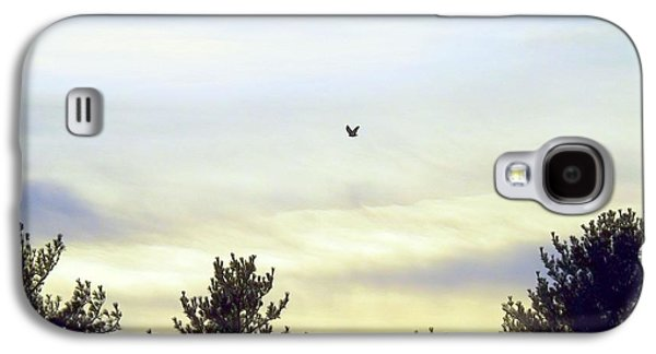 Landscapes Photographs Galaxy S4 Cases - Floating On Sunshine Galaxy S4 Case by Robyn King