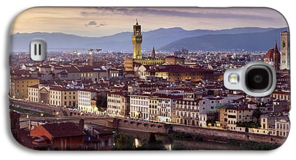 Florence Galaxy S4 Case by Rod McLean