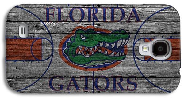 Dunk Galaxy S4 Cases - Florida Gators Galaxy S4 Case by Joe Hamilton