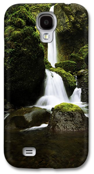 Waterscape Galaxy S4 Cases - Flow Galaxy S4 Case by Chad Dutson