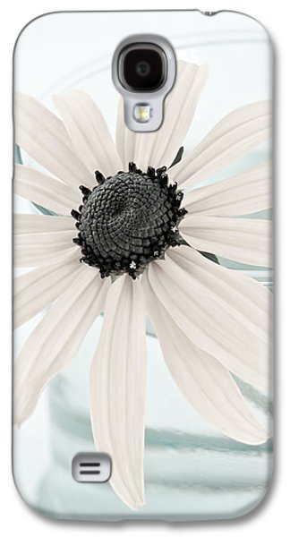 Gardening Photography Galaxy S4 Cases - Flower In A Vase Still Life Galaxy S4 Case by Frank Tschakert