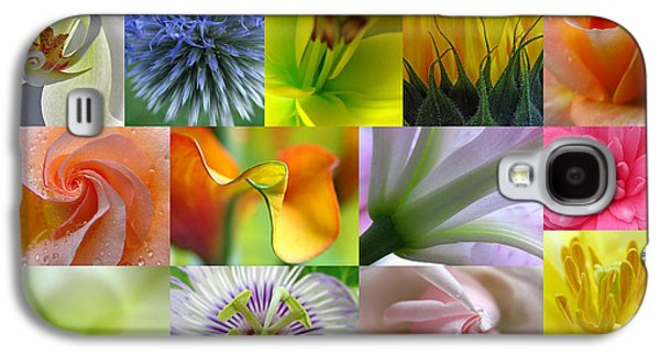 Flower Macro Photography Galaxy S4 Case by Juergen Roth