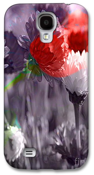 Flowers Galaxy S4 Case by Marvin Blaine