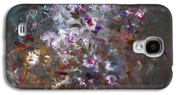 My Flowers Galaxy S4 Case by Ylli Haruni