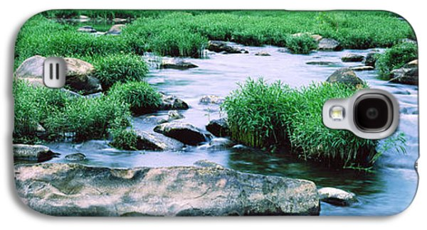 Francis Photographs Galaxy S4 Cases - Flowing River, St. Francis River Galaxy S4 Case by Panoramic Images