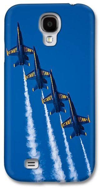 Jet Photographs Galaxy S4 Cases - Flying High Galaxy S4 Case by Adam Romanowicz