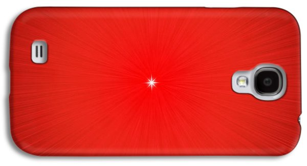 Inner Self Digital Art Galaxy S4 Cases - Focus for Meditation Galaxy S4 Case by Philip Ralley