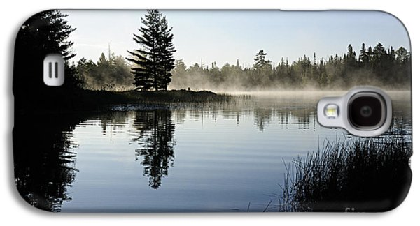 Bwcaw Galaxy S4 Cases - Foggy Morning Galaxy S4 Case by Larry Ricker