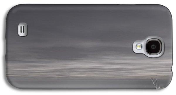 In The Shade Galaxy S4 Cases - Foggy Stillness Galaxy S4 Case by Lourry Legarde