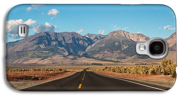 Road Travel Galaxy S4 Cases - Follow Your Dreams Galaxy S4 Case by Everet Regal