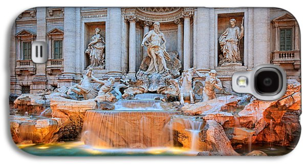 Fontana Di Trevi Galaxy S4 Case by Inge Johnsson