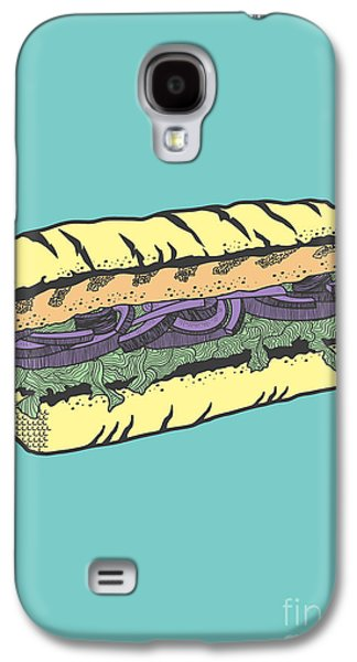Buy Galaxy S4 Cases - Food masquerade Galaxy S4 Case by Freshinkstain