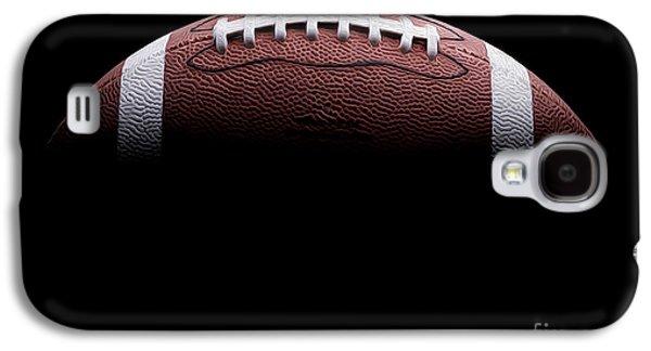Football Painting Galaxy S4 Case by Jon Neidert