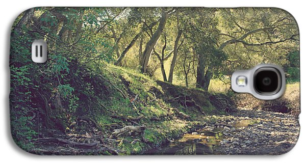 Creek Galaxy S4 Cases - For a Time You Were Mine Galaxy S4 Case by Laurie Search