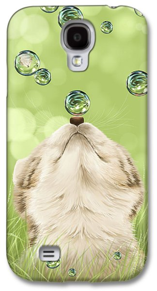 Puppies Galaxy S4 Cases - For kicks Galaxy S4 Case by Veronica Minozzi