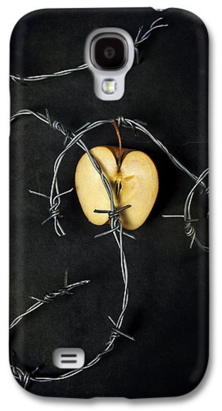 Creepy Galaxy S4 Cases - Forbidden Fruit Galaxy S4 Case by Joana Kruse