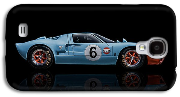 Performance Galaxy S4 Cases - Ford GT 40 Galaxy S4 Case by Douglas Pittman