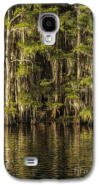 Tamyra Ayles Galaxy S4 Cases - Forest on Caddo Lake II Galaxy S4 Case by Tamyra Ayles