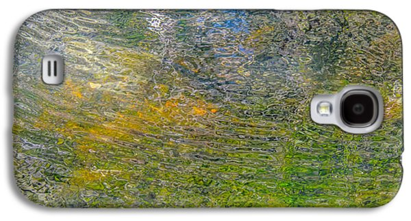 Trees Reflecting In Creek Galaxy S4 Cases - Forest Reflection Galaxy S4 Case by Roxy Hurtubise