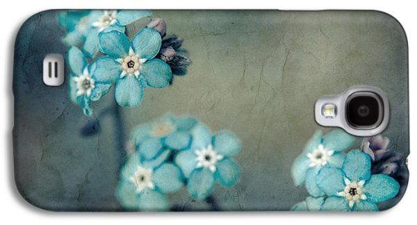 Forget Me Not 01 - S22dt06 Galaxy S4 Case by Variance Collections