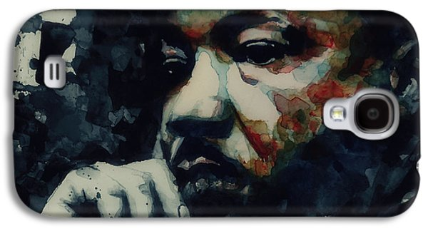 Civil Rights Galaxy S4 Cases - Forgiveness Is Not An Occasional Act It Is A Constant Attitude Galaxy S4 Case by Paul Lovering