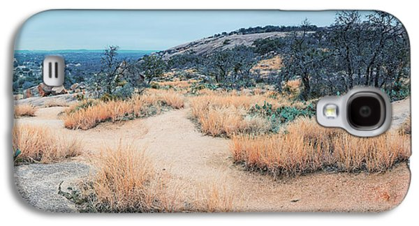 Forgotten - Enchanted Rock Texas Hill Country Galaxy S4 Case by Silvio Ligutti