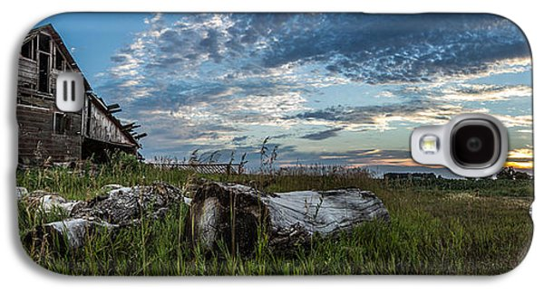 Series Photographs Galaxy S4 Cases - Forgotten I Galaxy S4 Case by Aaron J Groen
