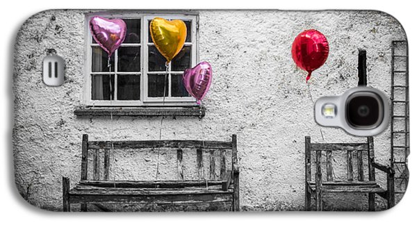 Helium Galaxy S4 Cases - Forgotten Romance Galaxy S4 Case by Semmick Photo