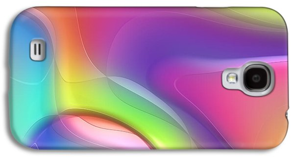 Abstract Forms Galaxy S4 Cases - Formes Lascive - 5464 Galaxy S4 Case by Variance Collections