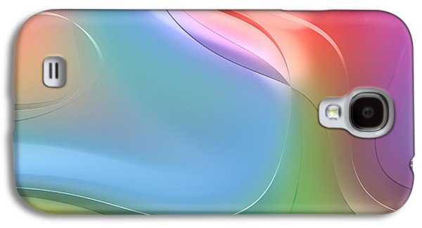 Abstract Forms Galaxy S4 Cases - Formes Lascive - 5469 Galaxy S4 Case by Variance Collections